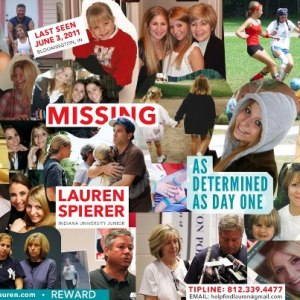 Missing Lauren Spierer