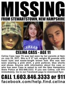 Celina Cass MURDERED